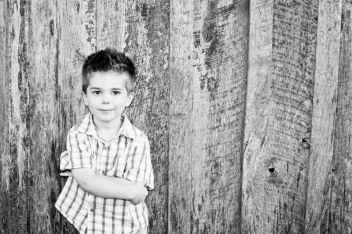 An award-winning photograph of my son, Zach, by Cheryl Karnes Photography